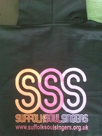 Suffolk Souls Singers Hoodies