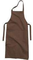 Brown Apron